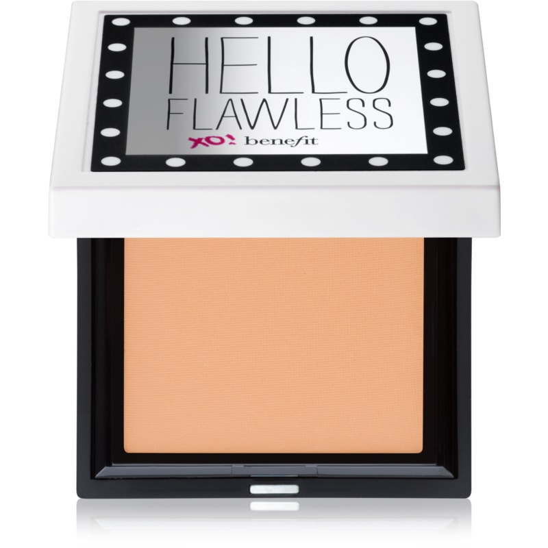 Benefit Hello Flawless poudre compacte teinte Beige