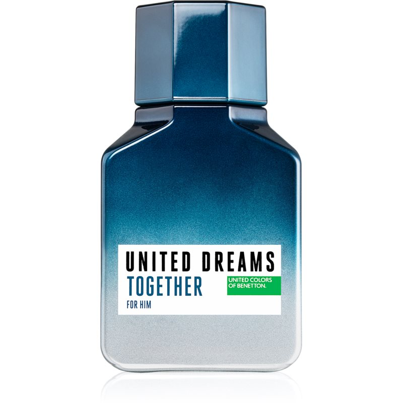 Benetton United Dreams for him Together toaletní voda pro muže 100 ml