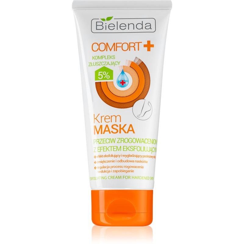 Bielenda Comfort+ Crema pentru picioare cu efect exfoliant 100 ml thumbnail