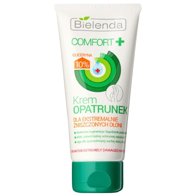 Bielenda Comfort+ Crema hranitoare pentru maini extrem de urcate 75 ml thumbnail
