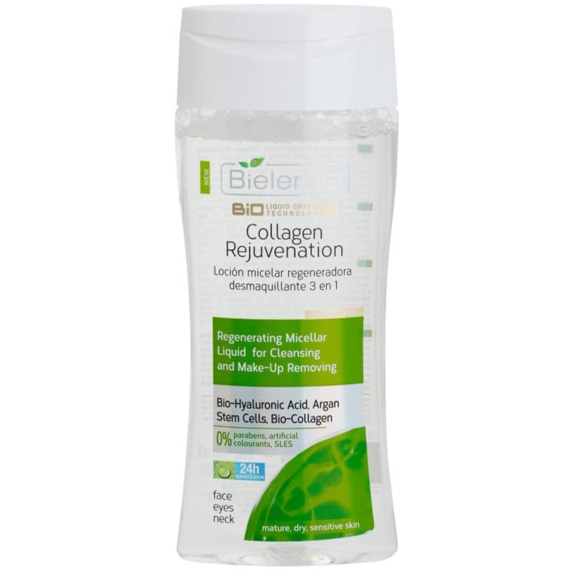 Bielenda BioTech 7D Collagen Rejuvenation 40+ apa pentru curatare cu particule micele efect regenerator 200 ml thumbnail