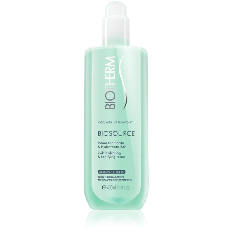 Biotherm Biosource tónico hidratante para pele normal a mista 400 ml
