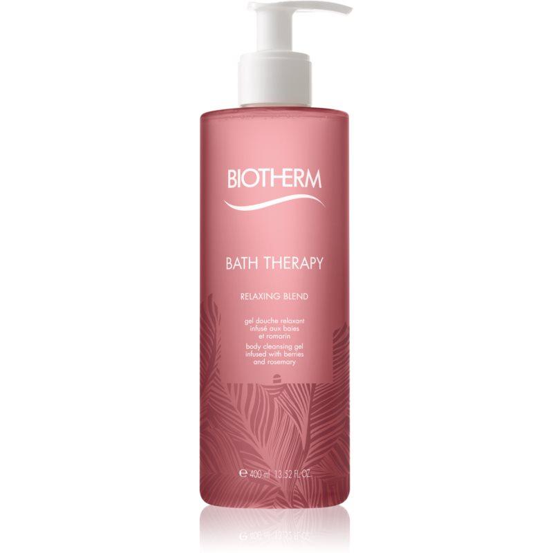 Biotherm Bath Therapy Relaxing Blend Gel de Banho 400ml