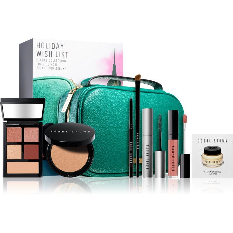 Bobbi Brown Holiday Wish List Deluxe Collection kozmetika szett (hölgyeknek)