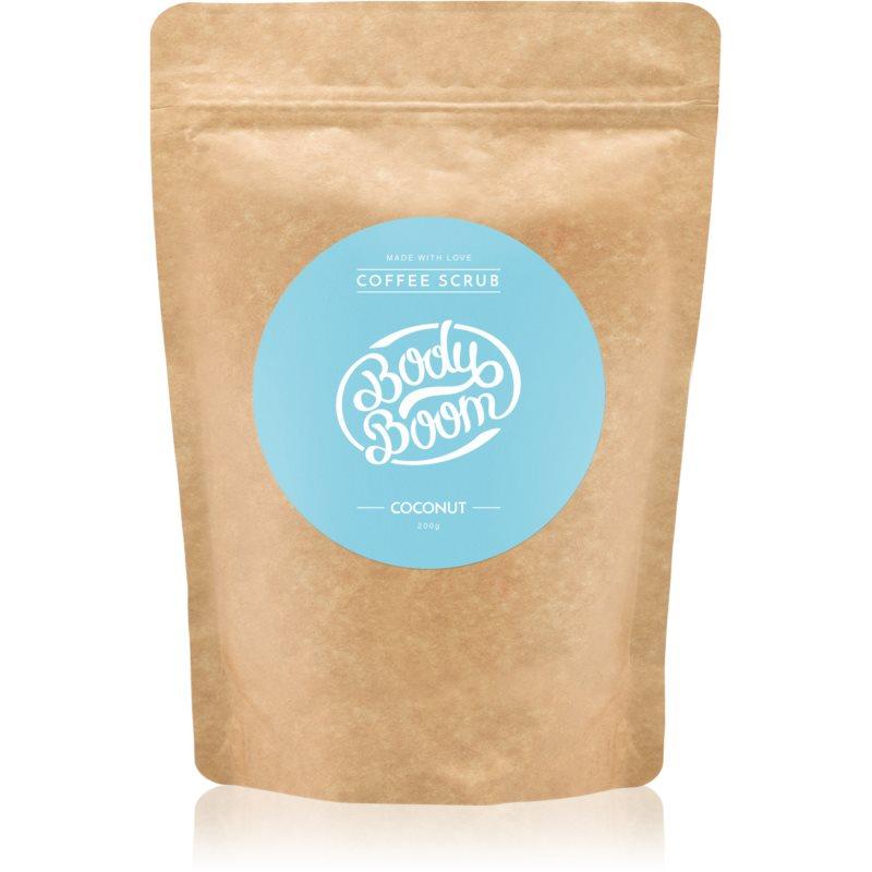 BodyBoom Coconut peeling corps au caf� 200 g