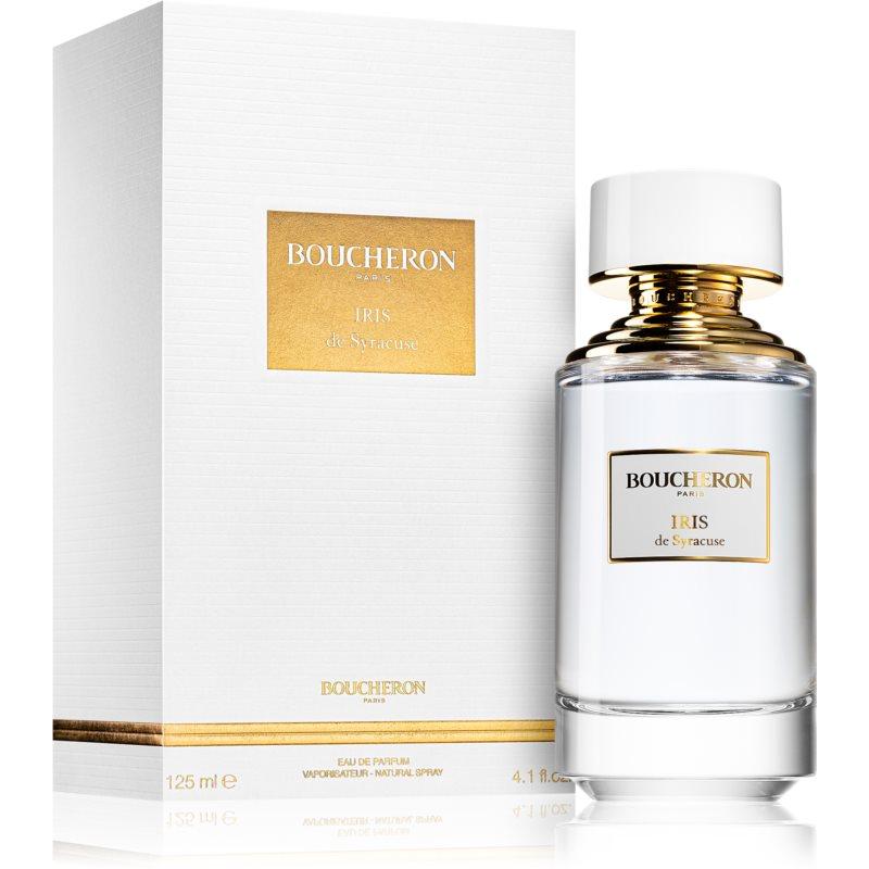 Boucheron La Collection Iris de Syracuse Eau de Parfum unisex 125 ml