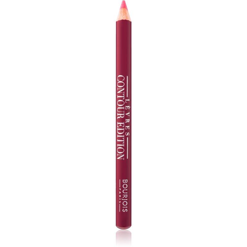 Bourjois Contour Edition Creion de buze de lunga durata culoare 05 Berry Much 1,14 g thumbnail