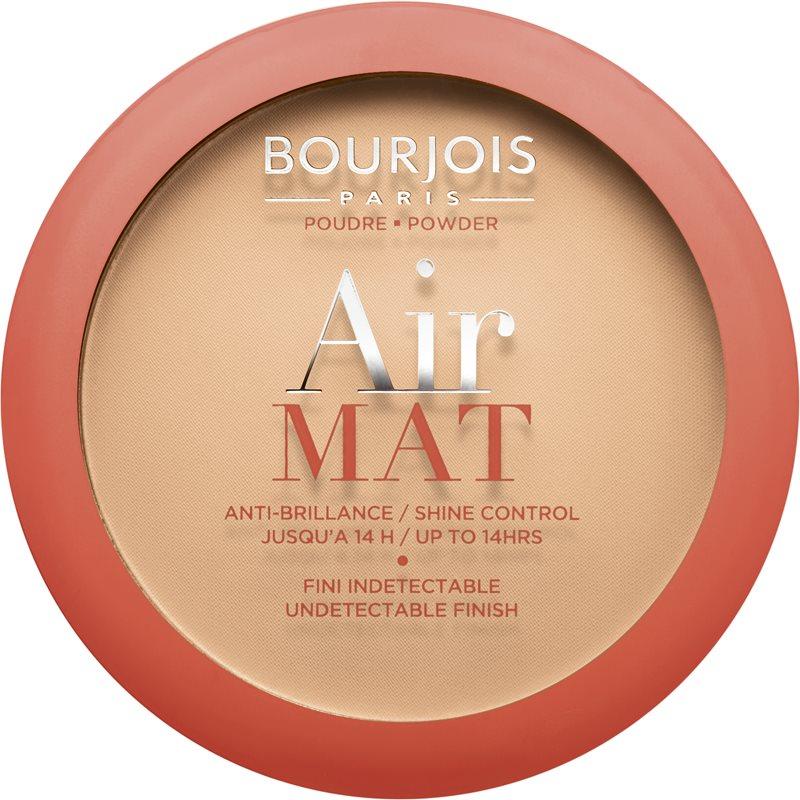 Bourjois Air Mat mattító púder hölgyeknek árnyalat 03 Apricot Beige 10 g
