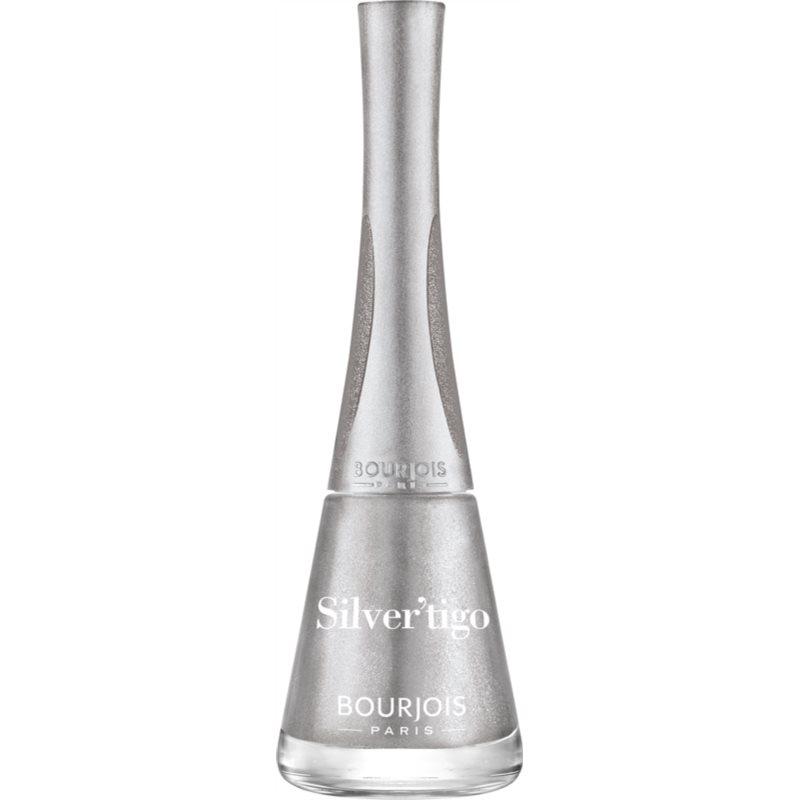 Bourjois 1 Seconde gyorsan száradó körömlakk árnyalat 020 Silver'tigo 9 ml