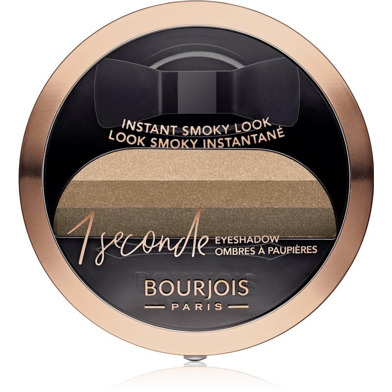Bourjois 1 Seconde farduri de ochi pentru un machiaj fumuriu culoare 02 Brun-ette a Dorée 3 g thumbnail