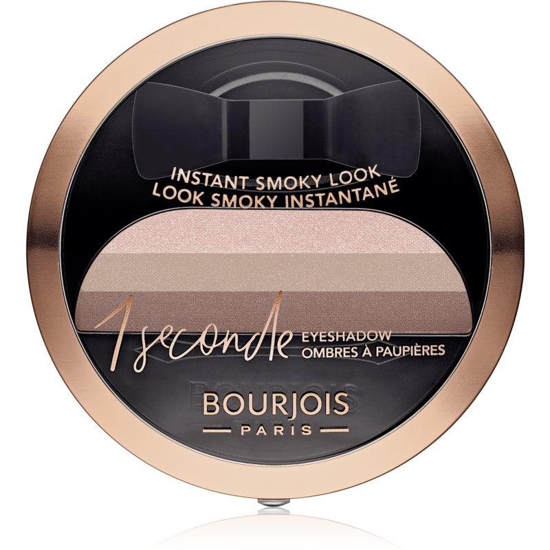 Bourjois 1 Seconde farduri de ochi pentru un machiaj fumuriu culoare 05 Half Nude 3 g thumbnail