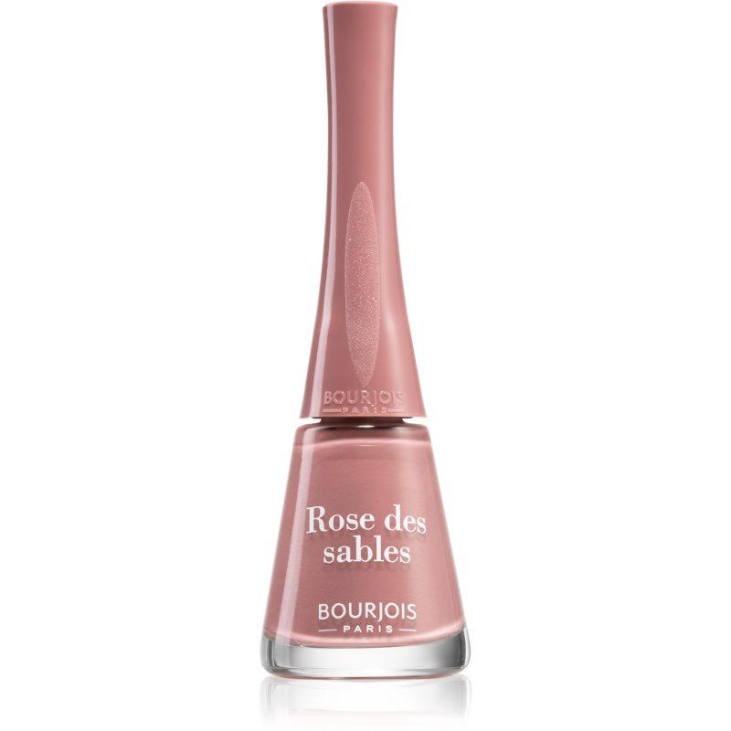Bourjois 1 Seconde lac de unghii cu uscare rapida culoare 38 Rose des Sables 9 ml thumbnail