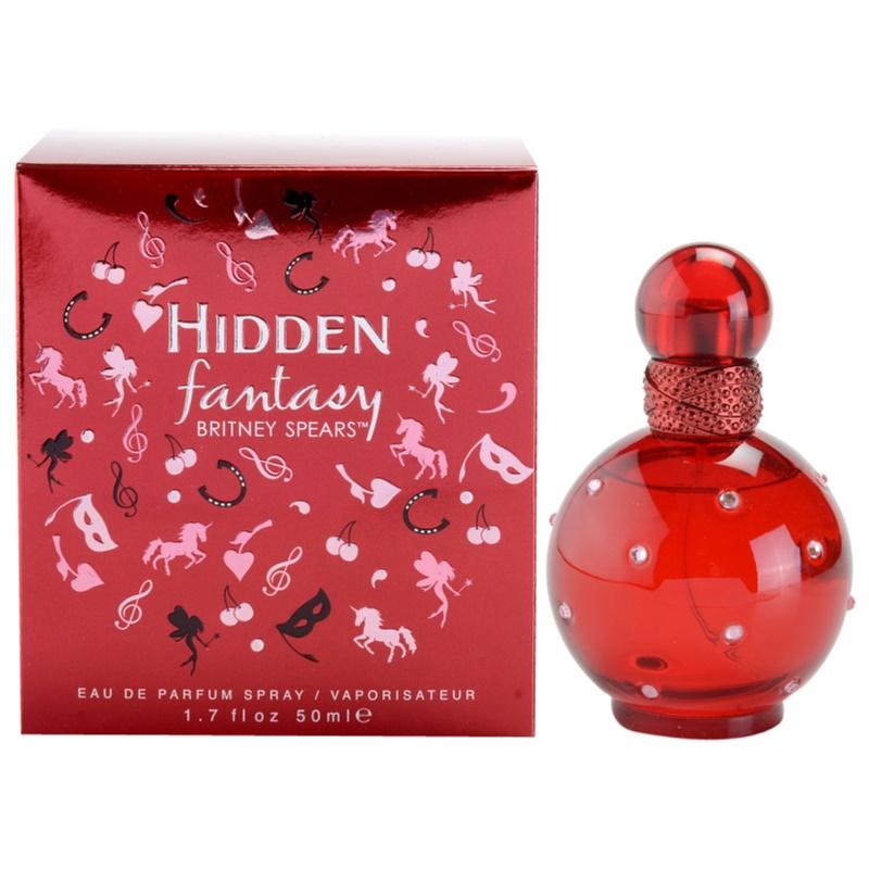 Britney Spears Hidden Fantasy eau de parfum hölgyeknek 50 ml