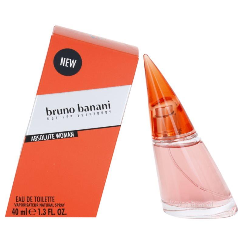 Bruno Banani Absolute Woman eau de toilette para mujer 40 ml