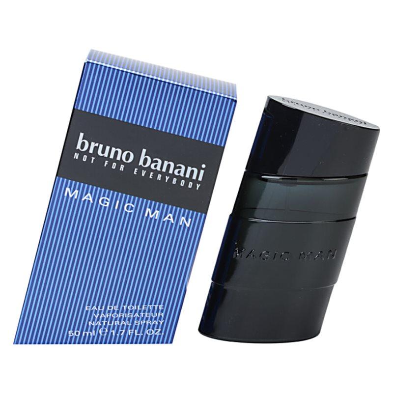 Bruno Banani Magic Man eau de toilette para hombre 50 ml