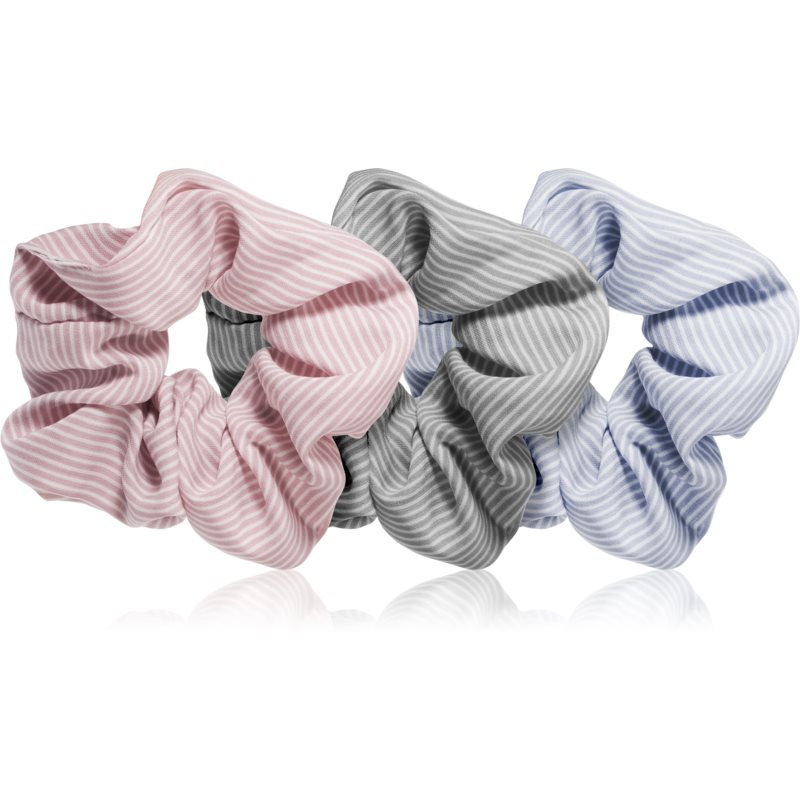 BrushArt Hair Scrunchies hajgumik 3 db