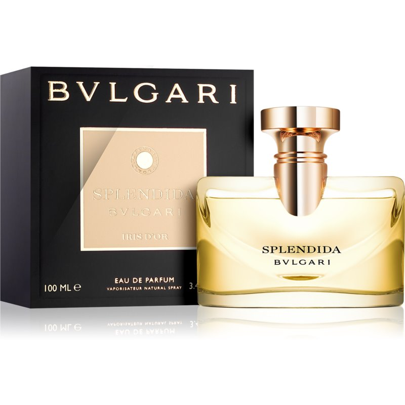 Bvlgari Splendida Iris d´Or eau de parfum para mujer 100 ml