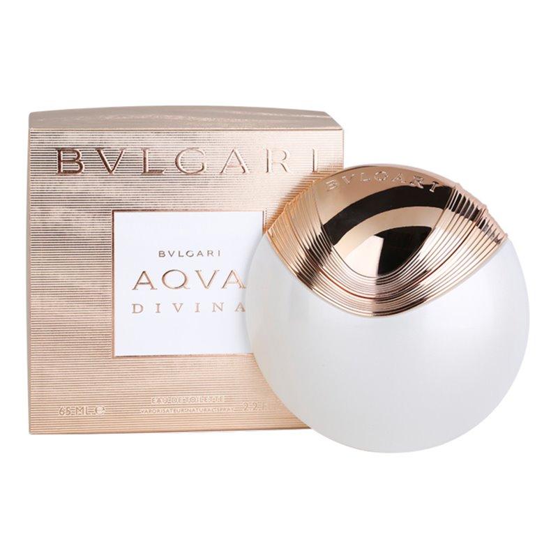 Bvlgari AQVA Divina eau de toilette para mujer 65 ml