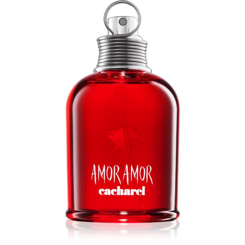 Cacharel Amor Amor eau de toilette hölgyeknek 50 ml