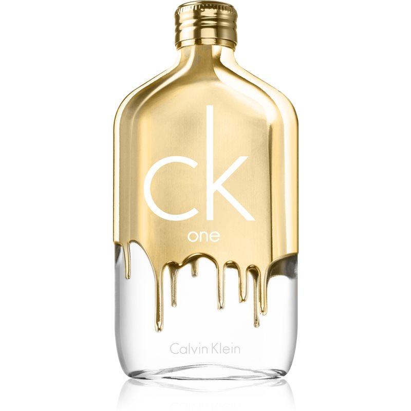 Calvin Klein CK One Gold тоалетна вода унисекс 200 мл.