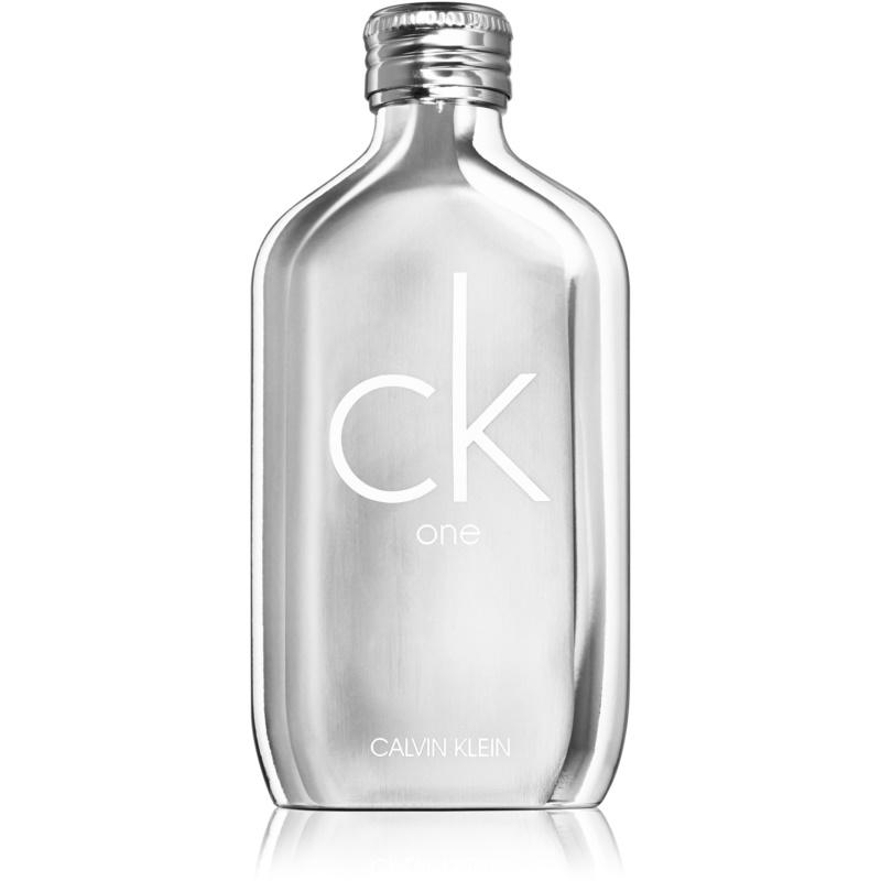 Calvin Klein CK One Platinum Edition Eau de Toilette Unisex 200 ml thumbnail