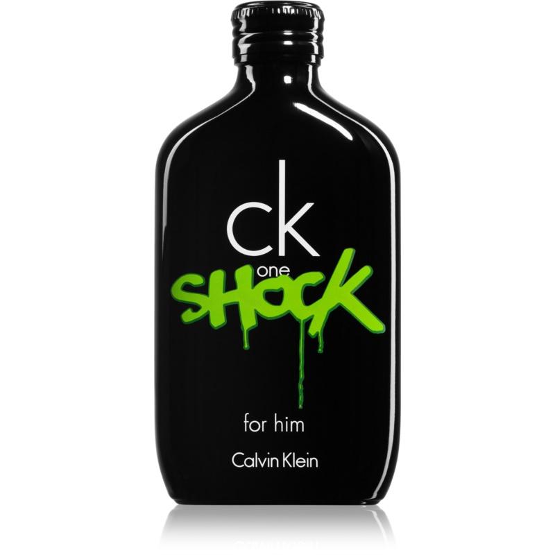 Calvin Klein CK One Shock eau de toilette uraknak 100 ml