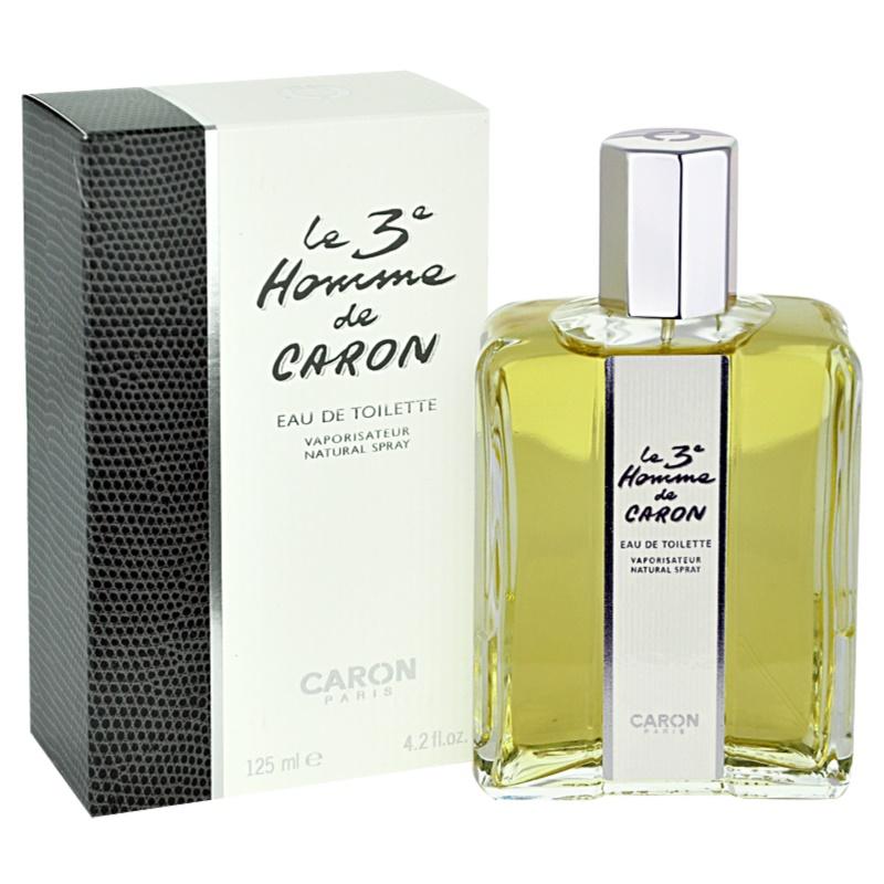 Caron Le 3 Homme eau de toilette uraknak 125 ml