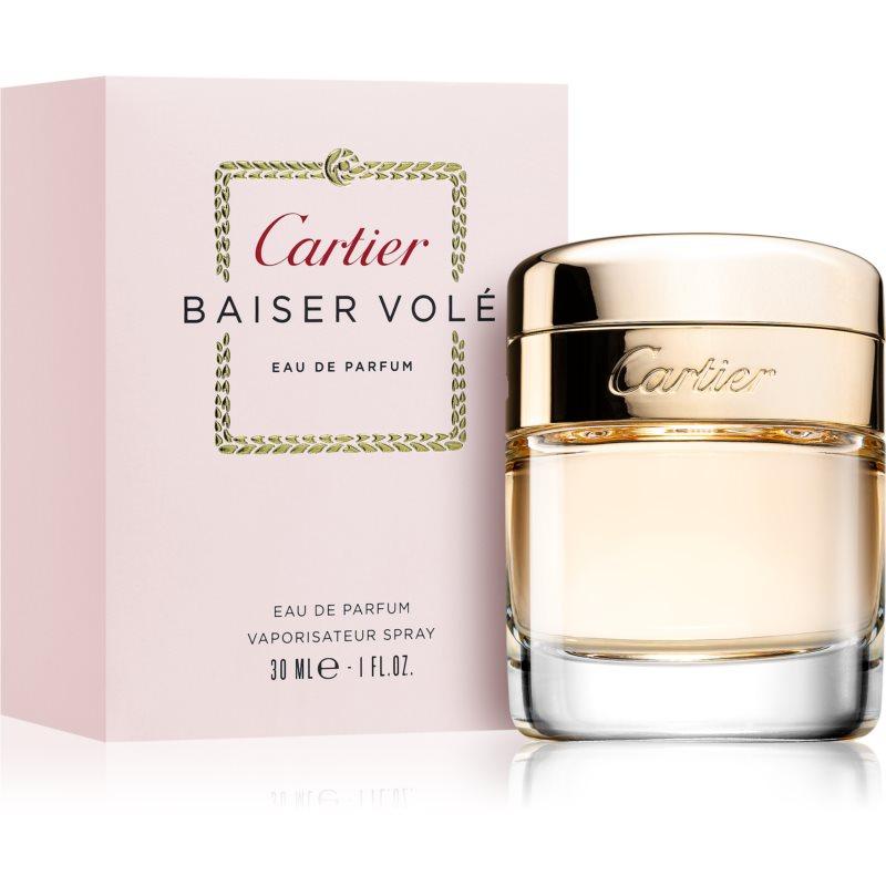 Cartier Baiser Volé Eau de Parfum hölgyeknek 30 ml