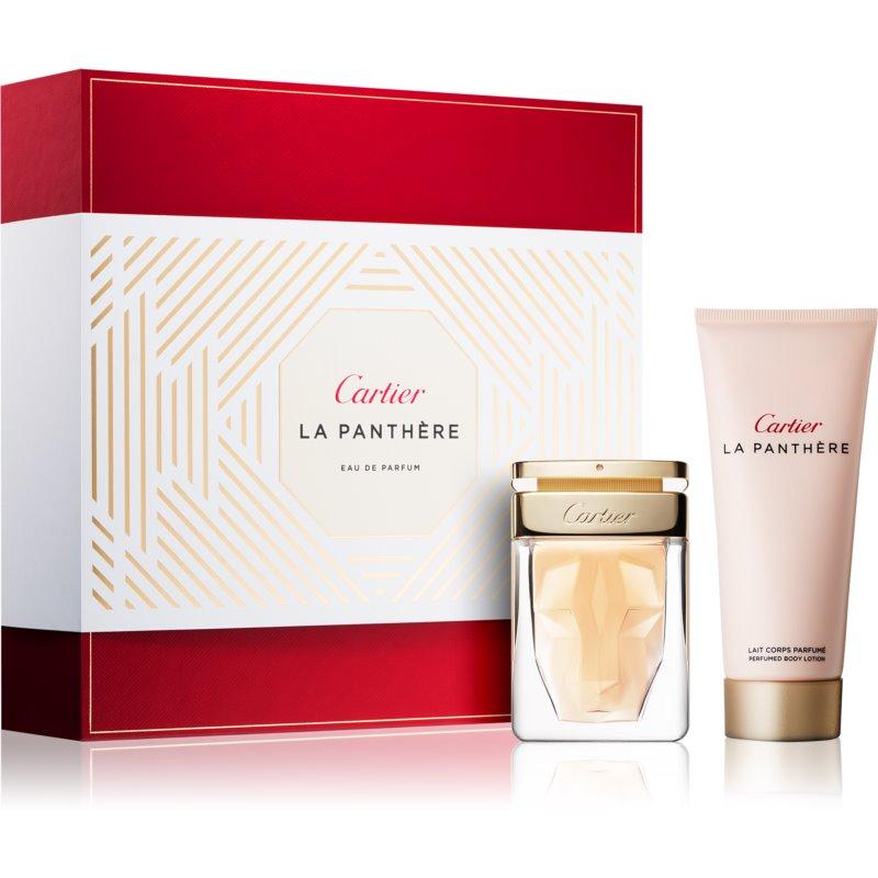 Cartier La Panthère dárková sada IX.