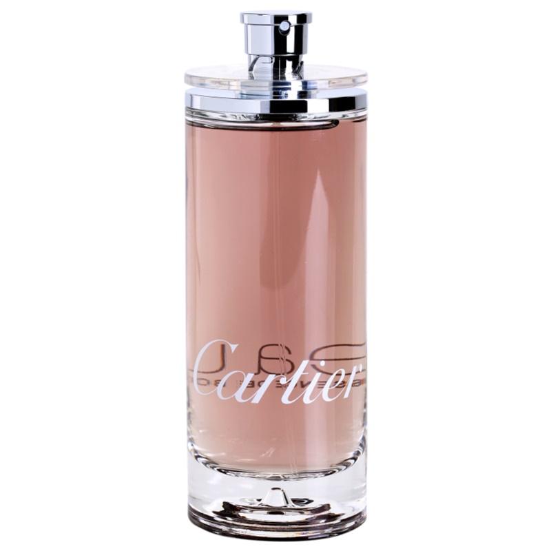 Cartier Eau de Cartier Essence de Bois Eau de Toilette unissexo 200 ml
