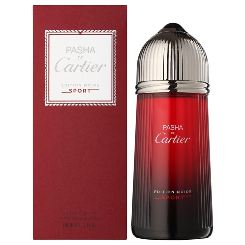 Cartier Pasha de Cartier Edition Noire Sport eau de toilette pentru bărbați 150 ml thumbnail