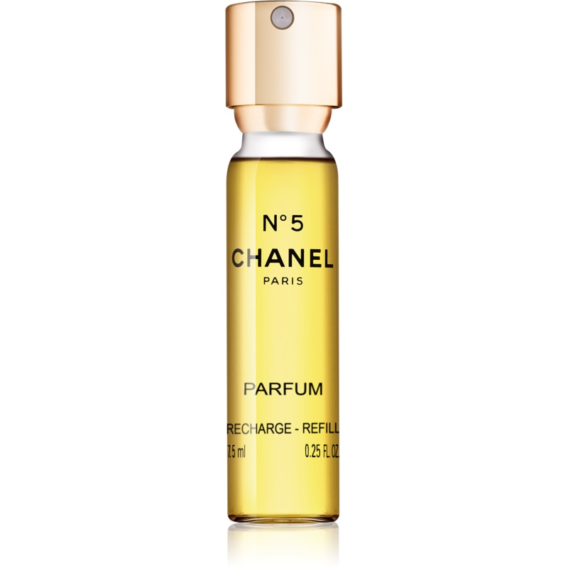 Chanel N°5 perfume refill with atomizer for Women 7,5 ml