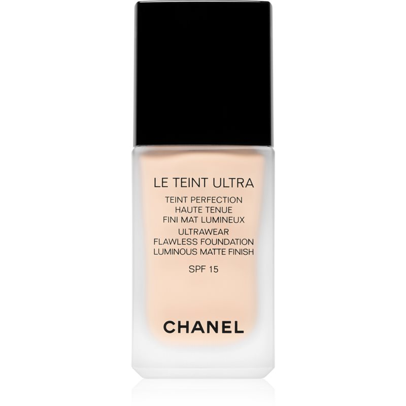 Chanel Le Teint Ultra Long-Lasting Mattifying Foundation SPF 15 Shade 22 Beige Rosé 30 ml thumbnail