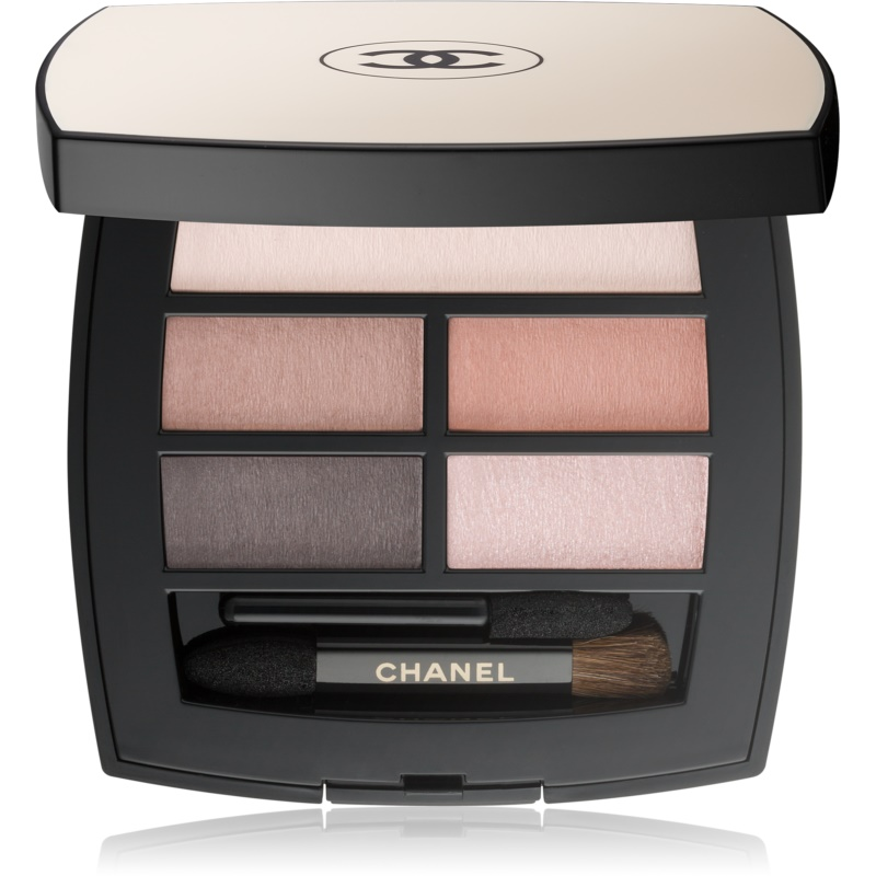 Chanel Les Beiges Palette mit Lidschatten