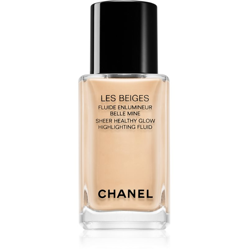 Chanel Les Beiges Sheer Healthy Glow tekutý rozjasňovač odtieň Sunkissed 30 ml