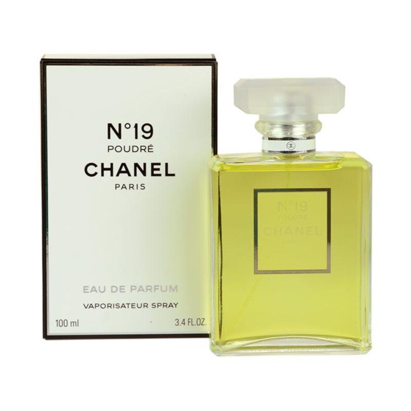 Chanel N°19 Poudré eau de parfum para mujer 100 ml
