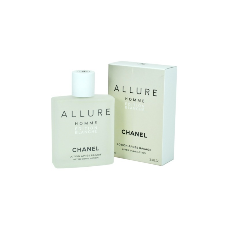 Chanel Allure Homme Édition Blanche after shave pentru bărbați 100 ml thumbnail