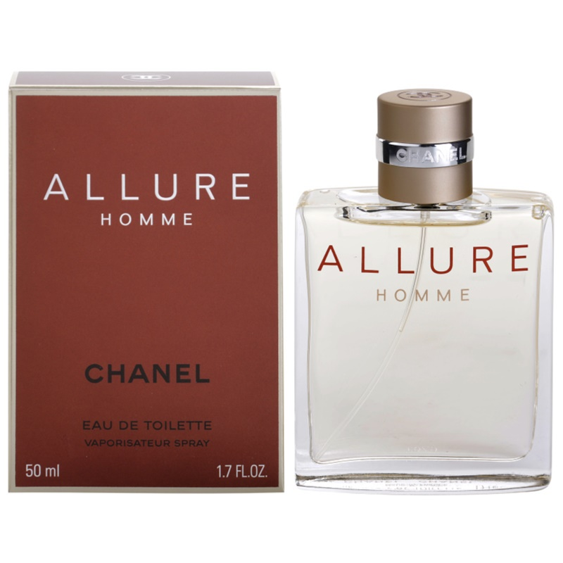 Chanel Allure Homme Eau de Toilette uraknak 50 ml