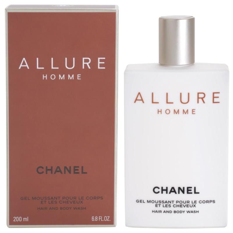 Chanel Allure Homme gel de duș pentru bărbați 200 ml thumbnail