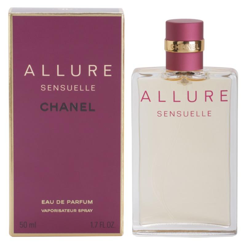 Chanel Allure Sensuelle eau de parfum para mujer 50 ml