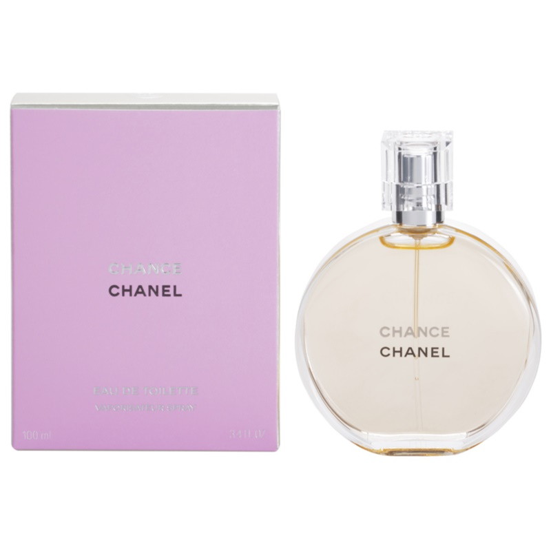 Chanel Chance eau de toilette para mujer 100 ml