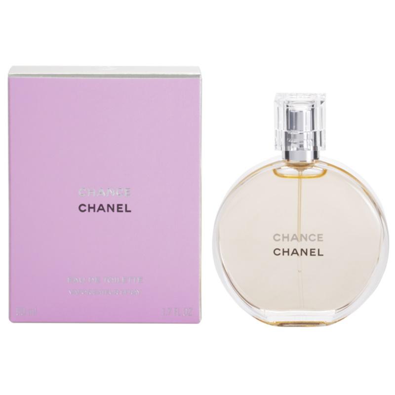 Chanel Chance тоалетна вода за жени 50 мл.