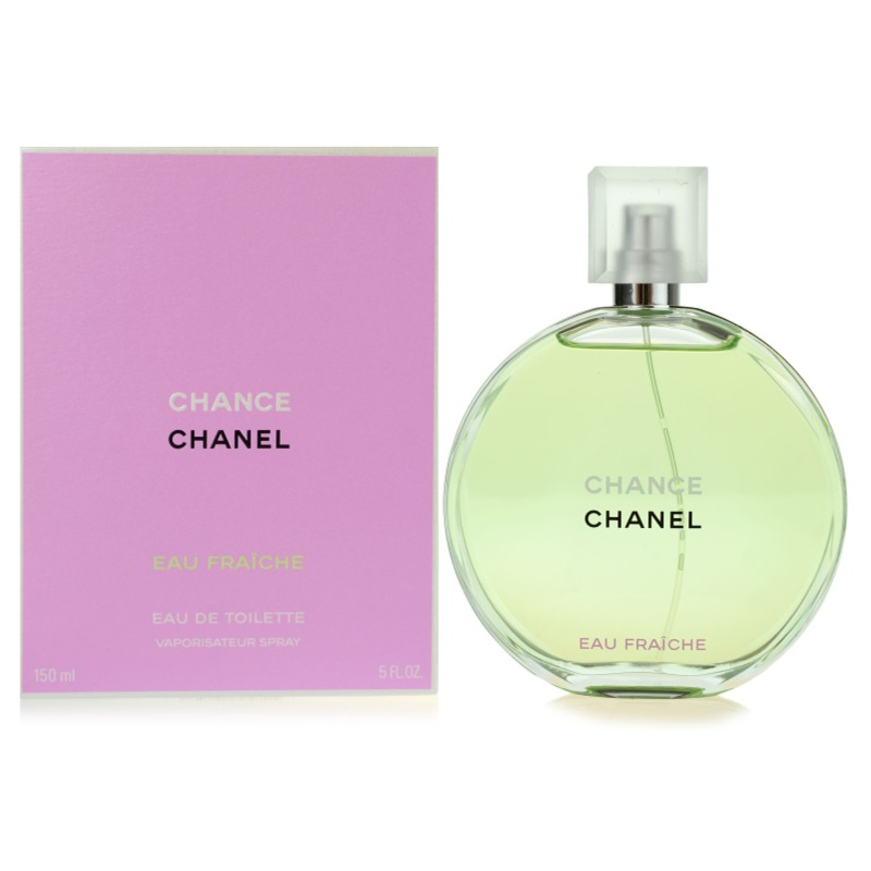 Chanel Chance Eau Fraîche eau de toilette hölgyeknek 150 ml