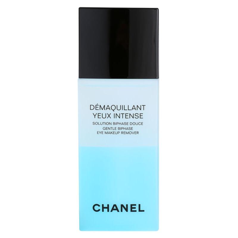 Chanel Demaquillant Yeux kétkomponensű sminklemosó szemre