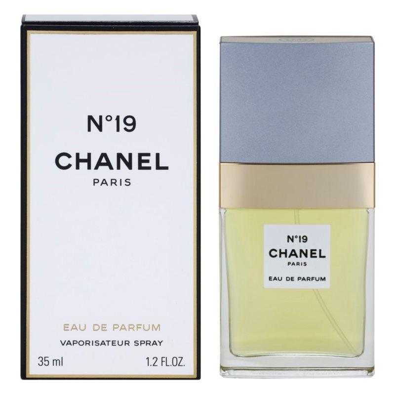 Chanel N°19 eau de parfum para mujer 35 ml