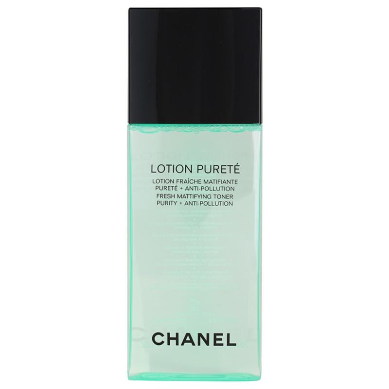 Chanel Cleansers and Toners tisztító tonik kombinált és zsíros bőrre