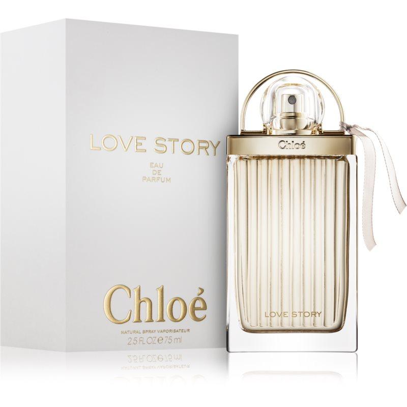 LOVE STORY eau de parfum vaporizador 75 ml