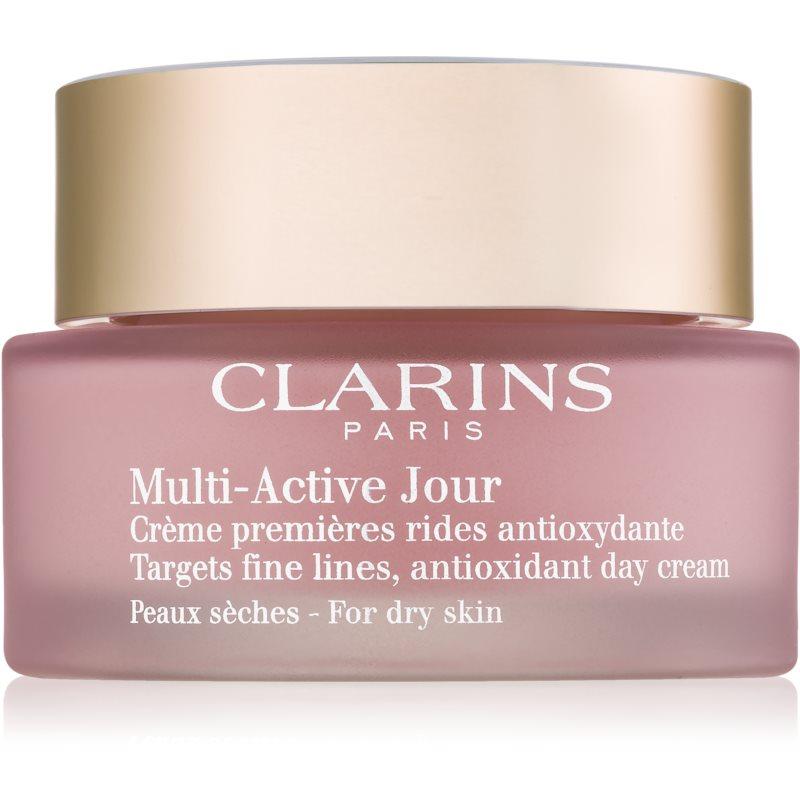 Clarins Multi-Active Antioxidans-Tagescreme f�r trockene Haut