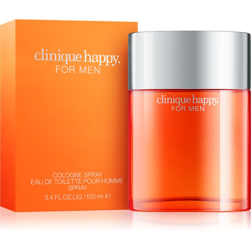 Clinique Happy for Men eau de toilette para hombre 100 ml