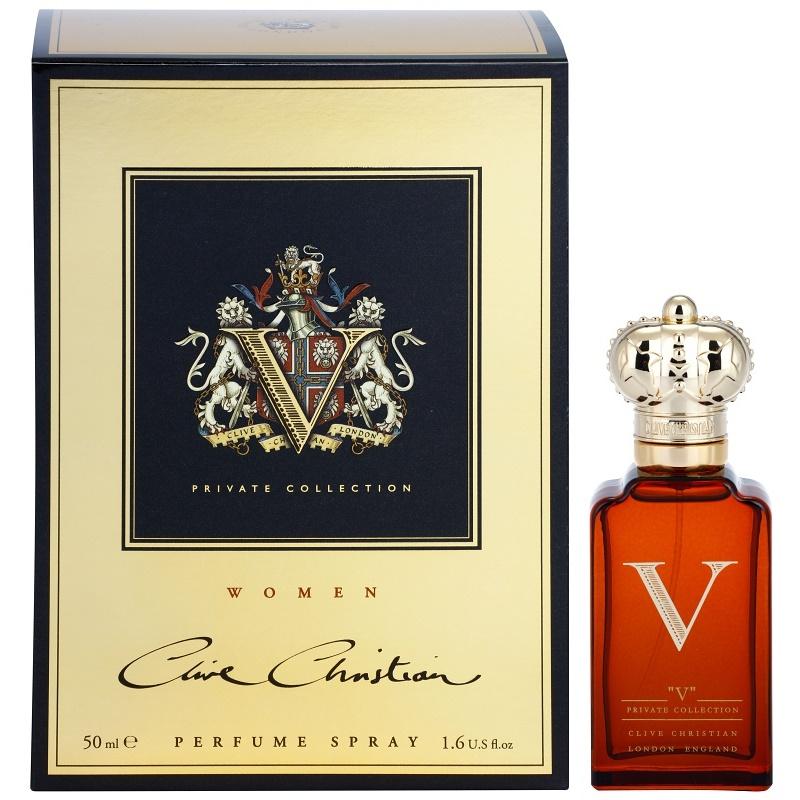Clive Christian V for Women Eau de Parfum f�r Damen 50 ml